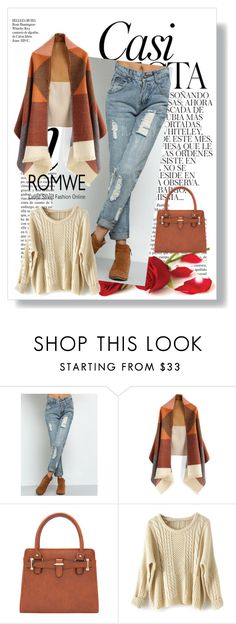 """""""romwe10"""" by zina1002 ❤ liked on Polyvore featuring Whiteley"""