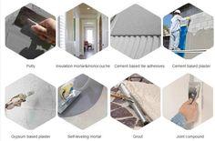Hpmc Hydroxypropyl Methyl Cellulose Hemc Rdp Adhesive Tiles Paneling Adhesive