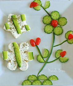 Manal's Bites: More tea treats for your next party...لحفلة الشاي...المزيد من الافكار