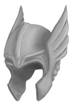 thor's helmet - Google Search