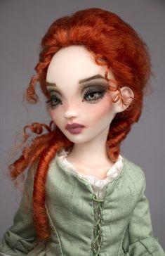 Disney Store ✰ Mermaid Red Hair Jointed Barbie Doll ✰ Tale Vintage Rare ??? ❣️ ???
