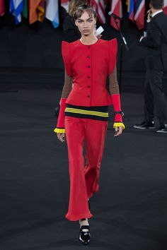 Opening Ceremony New York Spring/Summer 2017 Ready-To-Wear Collection | British…