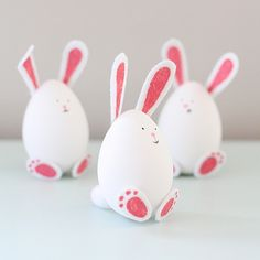 Easter Bunny Eggs - Little Red WindowLittle Red Window