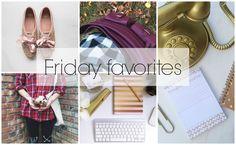 Friday favorites. - The Samantha Show