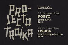 Armazém de Ideias Ilimitada: Projecto Troika