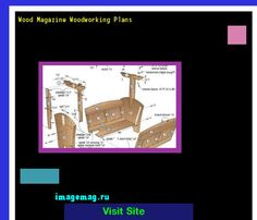 Wood Magazine Woodworking Plans 124922   The Best Image Search