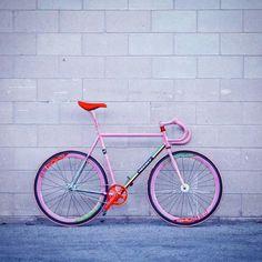 Pink bike, bicycle, love!!