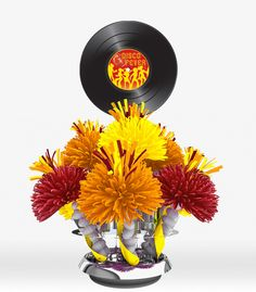 60s Theme Events | Sixties and Hippie Party Centerpieces and Wedding Centerpieces by ...
