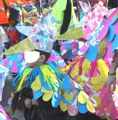 Valérie L A présent le travail de notre classe de petite section (carnaval GS Cameroun et Afrique du Sud chez Catherine, même école) . Nous sommes deux enseignantes sur ce poste Coralie et moi-même. Nous avons travaillé autour des oiseaux notamment à...