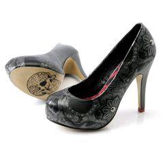 Finally got my shoes!! Sweet Skull O Mine