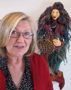 Welcome to Barb Kobe, Transformative Art of Healing Dolls - Barb Kobe   I studied with Barb.  She's an amazing teacher!