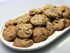 Chewy Chocolate Chip Cookies recipe from Food Network Kitchen via Food Network