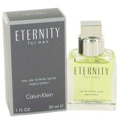 Eternity By Calvin Klein Eau De Toilette Spray 1 Oz