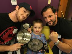 At Children's Hospitals and Clinics of Minnesota, we don't just care for children. Bobby Fish, Japan Pro Wrestling, Adam Cole, Wrestling Superstars, Wwe Tna, O Reilly, Type 1 Diabetes, Professional Wrestling, Childrens Hospital