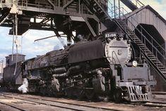 Union Pacific Steam - Don Strack Union Pacific Train, Union Pacific Railroad, Diesel Locomotive, Steam Locomotive, Heritage Train, Old Steam Train, Train Times, Railroad Photography, Train Art