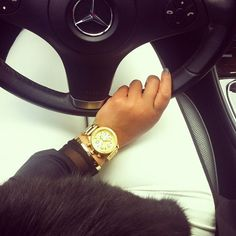 Image about girl in G 👑 by Ivana on We Heart It Expensive Makeup, Girls Driving, Luxury Girl, Luxe Life, Watch Sale, Luxury Lifestyle, Girly Things, Gold Watch, Fit Women