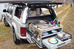 VW Amarok Tuning-Angebote Amarok-Umbauten und Tuning für Gelände und ...