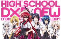 Check Out Ten Minutes Of The 'Highschool DxD New' Character Song Album Ten Minutes, Album Songs, High School, News, Check, Anime, Character, Grammar School, High Schools
