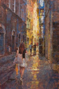 James Crandall | Impressionist painter | Tutt'Art@ | Pittura * Scultura * Poesia * Musica |