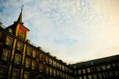 Madrid . Spain