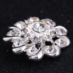 Find More Brooches Information about 28*28mm handmade Round Flower vintage brooch color rhinestone brooches for women diy Fashion Jewelry breastpin brooch pins,High Quality brooch pearl,China brooch findings Suppliers, Cheap brooch heart from Playful beauty department store on Aliexpress.com