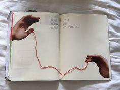 Art plastique, wreck this journal, my journal, journal pages, poetry journa Art Journal Pages, Bullet Journal Art, My Journal, Art Journals, Poetry Journal, Nature Journal, Journal Ideas, Kunstjournal Inspiration, Sketchbook Inspiration