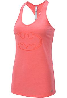 Nothing wrong with channeling your inner Batgirl alter ego when training hard. #UnderArmour SportsAuthority.com