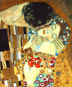 The-Kiss-by-Gustav-Klimt