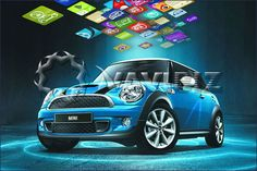 MINI Connected Launched in China. Douban Radio, Douban Movie, Baidu Music and AUPEO are the first apps to be embraced into MINI Connected in China. /ek /2013-01