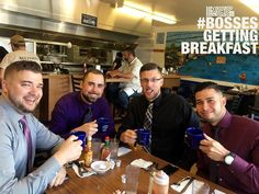 This one goes out to all the #BossesGettingBreakfast because thats what we are.  http://ift.tt/1WIDtY3
