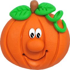 """Photo from album """"-Scary Nights-"""" on Yandex. Halloween Clay, Fall Halloween, Fall Crafts, Crafts For Kids, Decoupage, Food Clipart, Halloween Clipart, Best Fruits, Scrapbook Embellishments"""