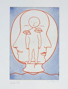 MoMA | Louise Bourgeois: The Complete Prints & Books | Chronology