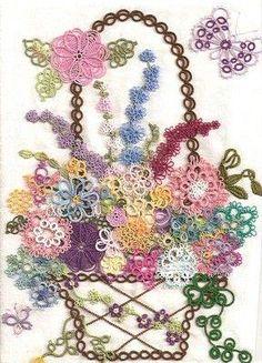 cistell de flors