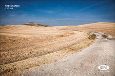 #crete #senesi luoghi ideali per lunghi percorsi off-road. Foto Ruggero Arena.