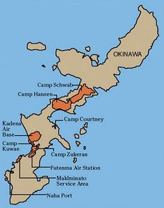 Camp Hansen Okinawa   Okinawa is the largest of the Okinawa Islands. The island is roughly ...