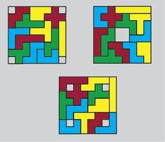 Fun with Mathematics - Pentominoes -Part 1 of 3