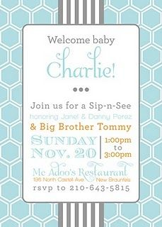 Love this idea for a Birth announcement!