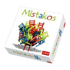 Игра Trefl Mistakos: цена 1329.00 руб, Игра Trefl Mistakos - купить в интернет магазине детских товаров и игрушек «Детский Мир»;