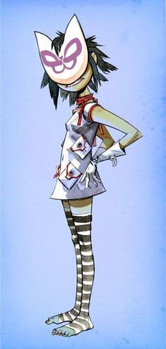 Noodle ... I named my dog after this character.