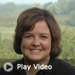 Meet Jennifer Bixby,Michigan Apple Farmer #knowyourfarmer #MIfood
