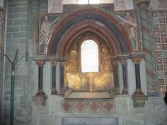 Hohnekirche Soest Heilig-Grab-Nische