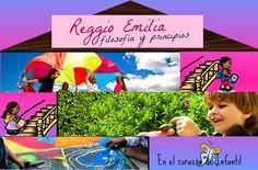 Érase una vez, en el corazón de infantil...: Escuelas Reggio Emilia: filosofía y principios