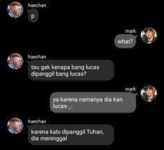 chat on chat, nct ft skz Quotes Lucu, Jokes Quotes, Funny Quotes, Text Pranks, Text Jokes, Funny Tweets Twitter, Twitter Quotes, Funny Chat, Wattpad Quotes