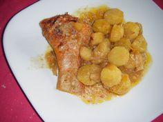 Peixe vermelho assado no forno