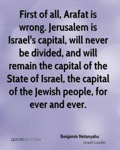 Benjamin Netanyahu Quotes | QuoteHD