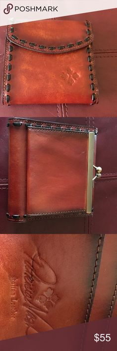 Patricia Nash wallet Beautiful Italian Leather Patricia Nash Bags Wallets