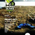3 IdaysI Smoked Olives Festival – promo party
