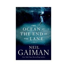 Fantastical Read Neil Gaiman on His New Novel The Ocean at the End of... ❤ liked on Polyvore featuring books and fillers