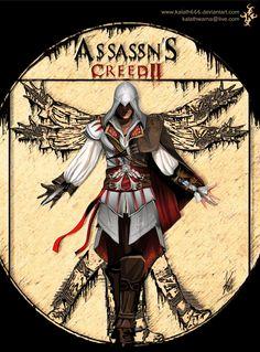 Assassin's Creed ll by kalath666.deviantart.com