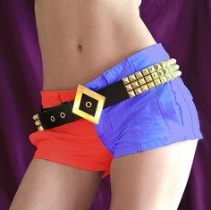 Cosplay  Puddin  Batman movie  Harley Quinn  leather  studded belt  Margot Robbie  holster  suicide squad,  joker,  yes sir,  pistol, women fashion, boutique, costume, glamour, Halloween